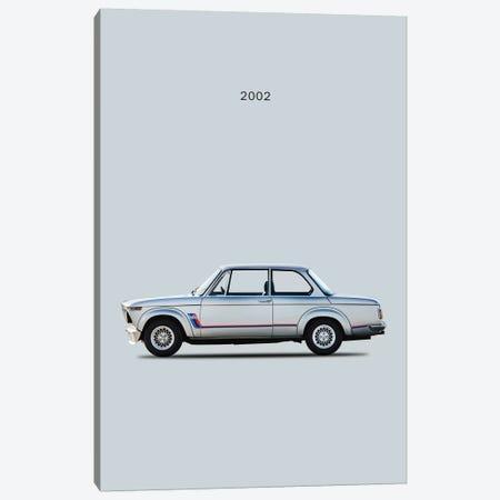 BMW 2002 Turbo Canvas Print #RGN103} by Mark Rogan Canvas Print