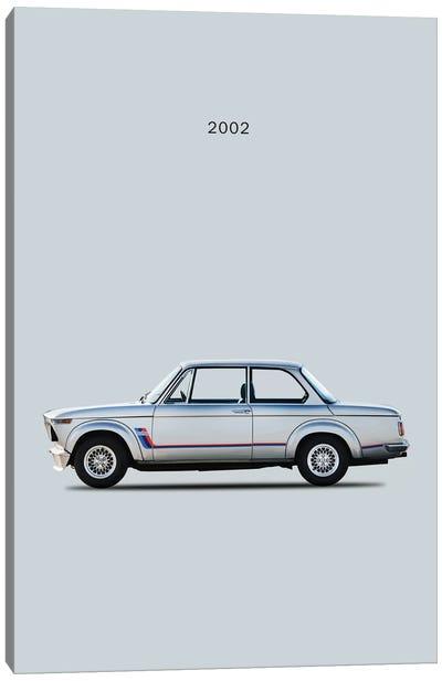 BMW 2002 Turbo Canvas Art Print