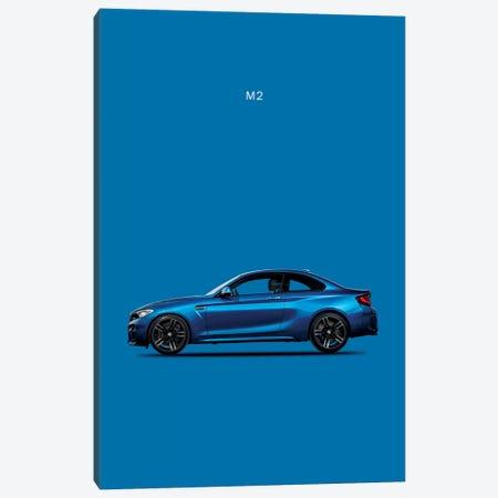 BMW M2 3-Piece Canvas #RGN106} by Mark Rogan Canvas Artwork
