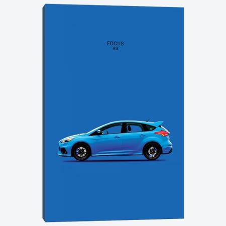 Ford Focus RS Canvas Print #RGN143} by Mark Rogan Canvas Art Print