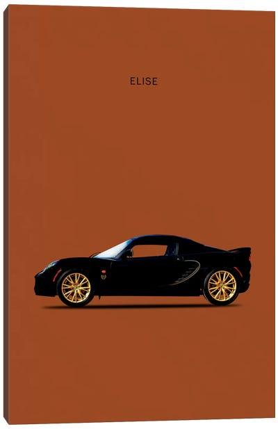 Lotus Elise Type 72-D Canvas Print #RGN165