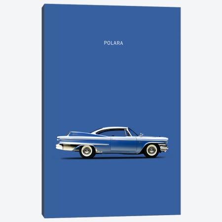 1960 Dodge Polara 500 Canvas Print #RGN18} by Mark Rogan Canvas Art Print