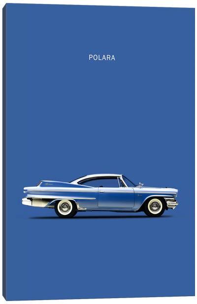 1960 Dodge Polara 500 Canvas Art Print