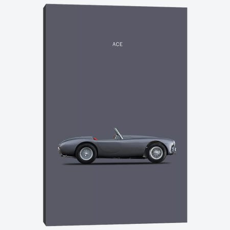 1951 AC Ace Canvas Print #RGN1} by Mark Rogan Canvas Art