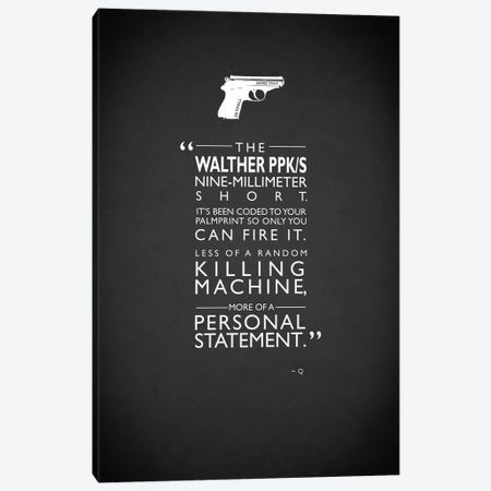 Skyfall Canvas Print #RGN201} by Mark Rogan Canvas Art