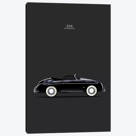 Porsche 356 Speedster Canvas Print #RGN217} by Mark Rogan Canvas Art