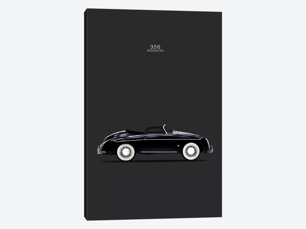 Porsche 356 Speedster 1-piece Canvas Art