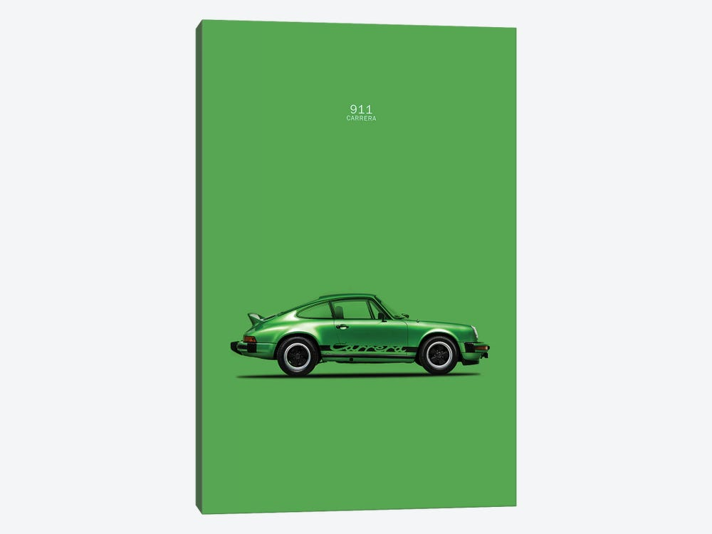 Porsche 911 Carrera by Mark Rogan 1-piece Canvas Art Print
