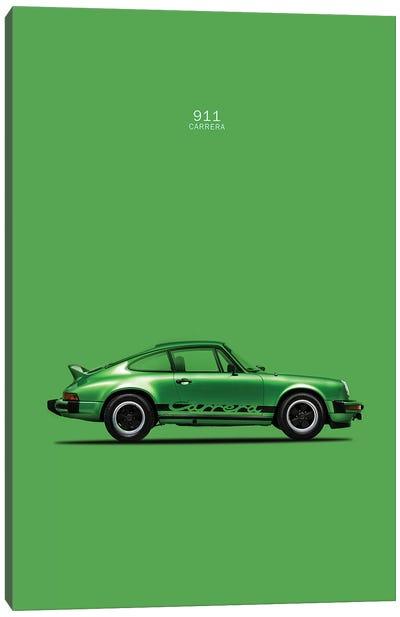 Porsche 911 Carrera Canvas Art Print