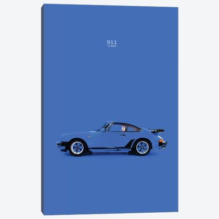Porsche 911 Turbo Canvas Print #RGN219} by Mark Rogan Canvas Art Print