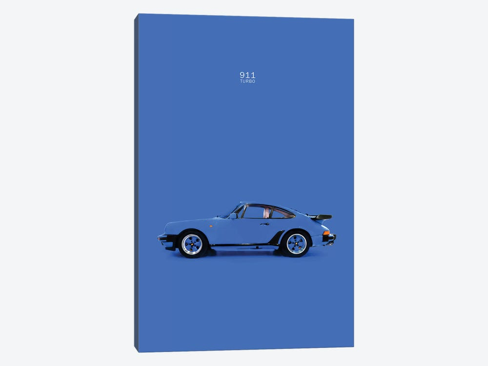 Porsche 911 Turbo by Mark Rogan 1-piece Canvas Art