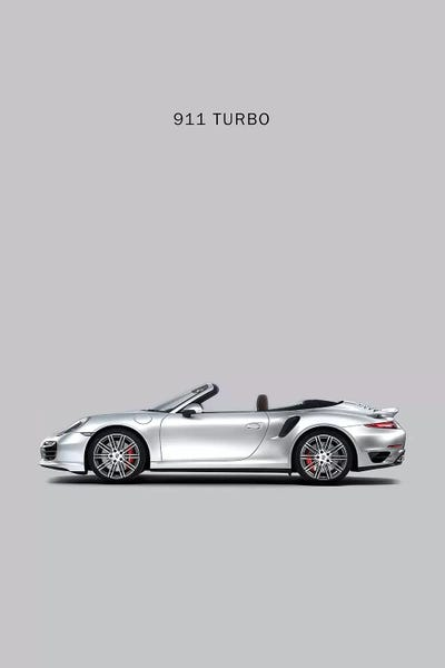 Porsche 911 Carrera S Canvas Print