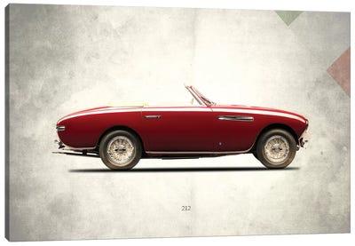 Vintage Italia Series: 1951 Ferrari 212 Canvas Print #RGN260