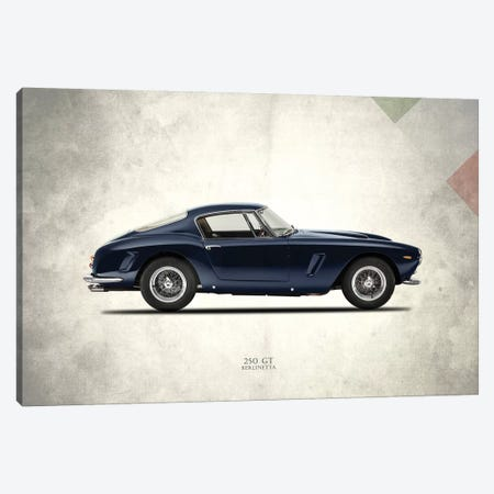 1959 Ferrari 250 GT Berlinetta 3-Piece Canvas #RGN264} by Mark Rogan Canvas Art Print