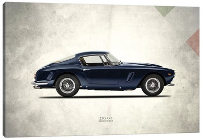 1959 Ferrari 250 GT Berlinetta Canvas Art Print