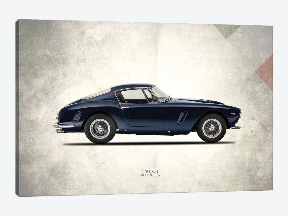 1959 Ferrari 250 GT Berlinetta by Mark Rogan 1-piece Canvas Art