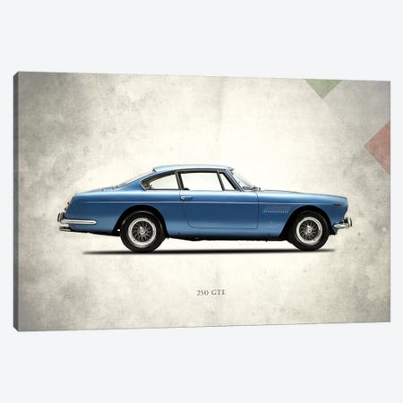 1962 Ferrari 250 GT/E Canvas Print #RGN265} by Mark Rogan Canvas Print