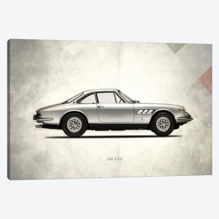 1968 Ferrari 330 GTC Canvas Print #RGN270} by Mark Rogan Canvas Print