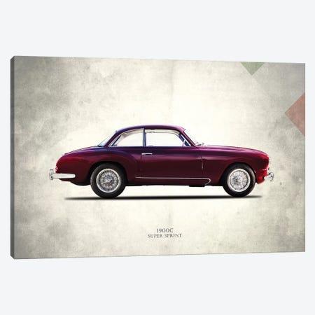 Alfa Romeo 1900C Super Sprint Canvas Print #RGN286} by Mark Rogan Canvas Print
