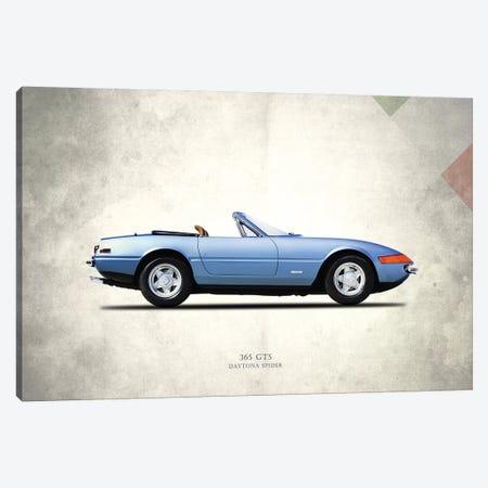 Ferrari (Daytona) 365 GTS 3-Piece Canvas #RGN288} by Mark Rogan Canvas Art