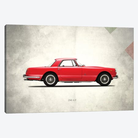 Ferrari 250 GT Berlinetta SWB Canvas Print #RGN289} by Mark Rogan Canvas Artwork
