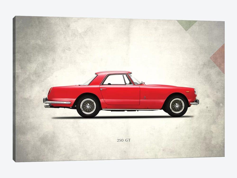 Ferrari 250 GT Berlinetta SWB by Mark Rogan 1-piece Canvas Art Print