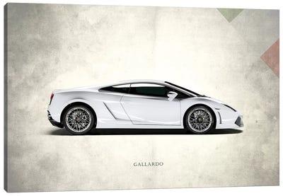 Lamborghini Gallardo Canvas Art Print