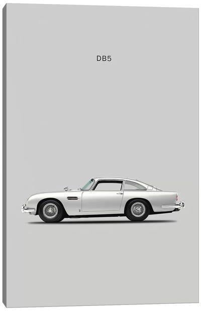 1965 Aston Martin DB5 Canvas Art Print