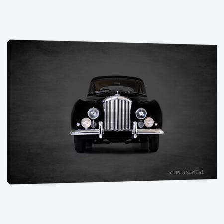 1952 Bentley Continental Canvas Print #RGN356} by Mark Rogan Canvas Print
