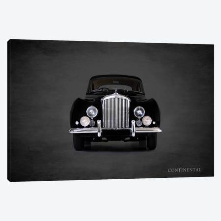 1952 Bentley Continental Canvas Print #RGN356} by Mark Rogan Canvas Print