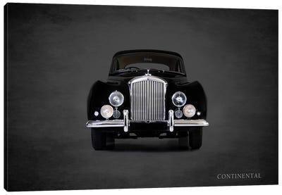 1952 Bentley Continental Canvas Art Print