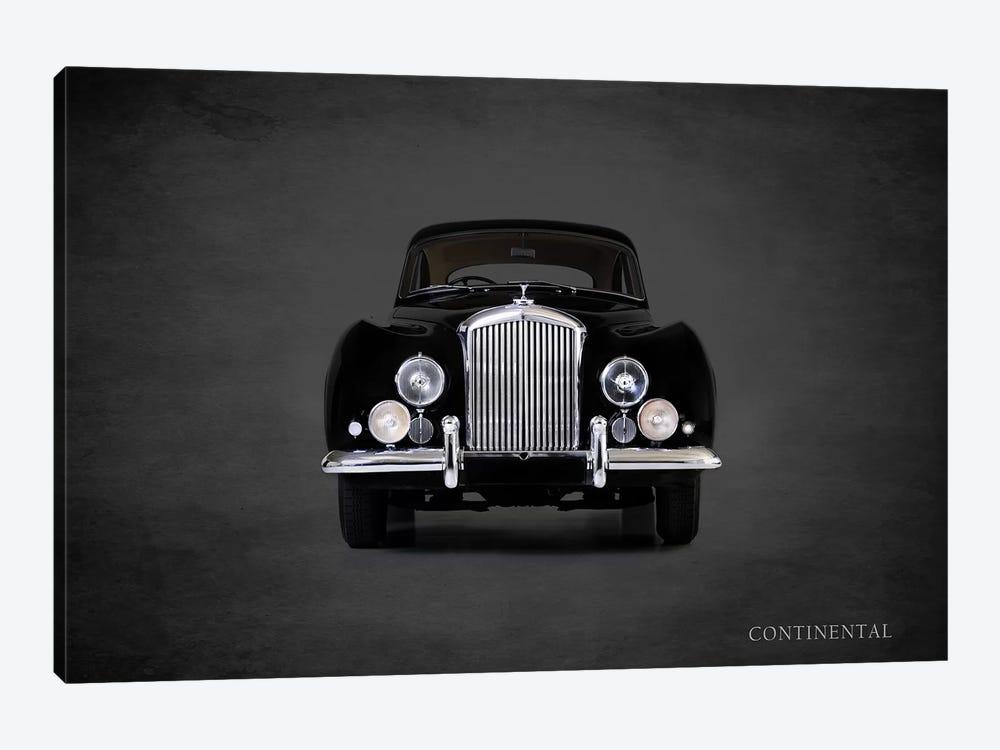 1952 Bentley Continental by Mark Rogan 1-piece Canvas Wall Art
