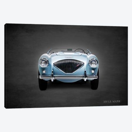 1956 Austin-Healey 100 LeMans 3-Piece Canvas #RGN361} by Mark Rogan Canvas Art Print