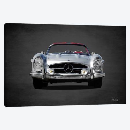 1958 Mercedes Benz 300SL 3-Piece Canvas #RGN364} by Mark Rogan Canvas Art