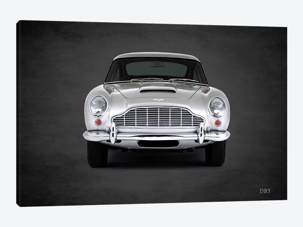 1965 Aston Martin DB5 I by Mark Rogan 1-piece Canvas Art