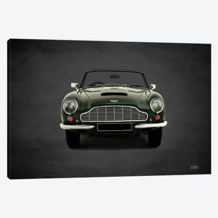 1965 Aston Martin DB5 II 3-Piece Canvas #RGN368} by Mark Rogan Canvas Art Print