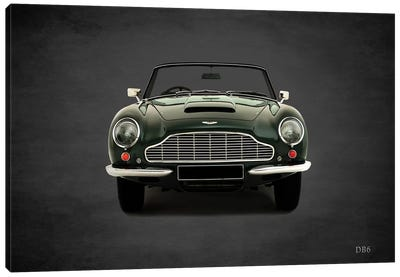 1965 Aston Martin DB5 II Canvas Art Print