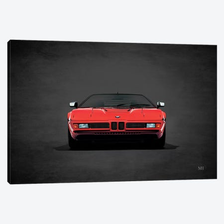 1979 BMW M1 Canvas Print #RGN378} by Mark Rogan Canvas Artwork