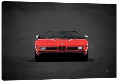 1979 BMW M1 Canvas Art Print