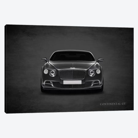 Bentley Continental GT Canvas Print #RGN385} by Mark Rogan Canvas Artwork