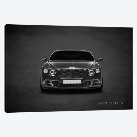 Bentley Continental GT Canvas Print #RGN385} by Mark Rogan Canvas Artwork