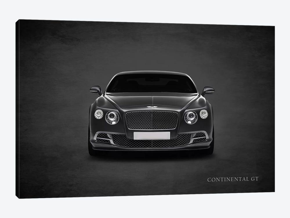 Bentley Continental GT by Mark Rogan 1-piece Canvas Wall Art