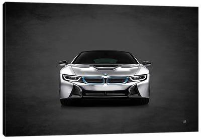 BMW i8 Canvas Art Print