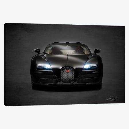 Bugatti Veyron Canvas Print #RGN389} by Mark Rogan Canvas Print