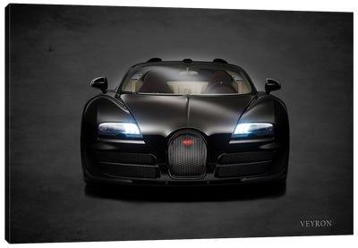 Bugatti Veyron Canvas Art Print