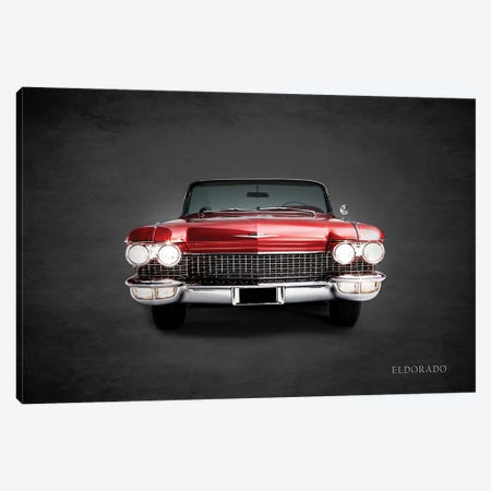 Cadillac Eldorado Canvas Print #RGN390} by Mark Rogan Canvas Artwork