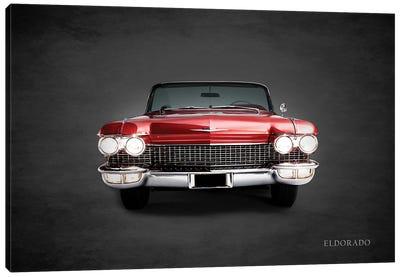 Cadillac Eldorado Canvas Art Print
