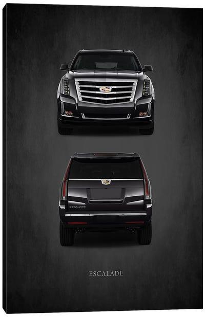 Cadillac Escalade Canvas Art Print