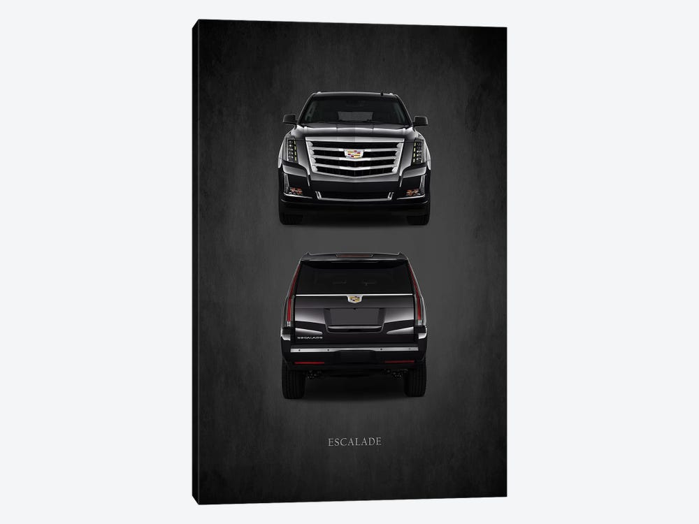 Cadillac Escalade by Mark Rogan 1-piece Canvas Print