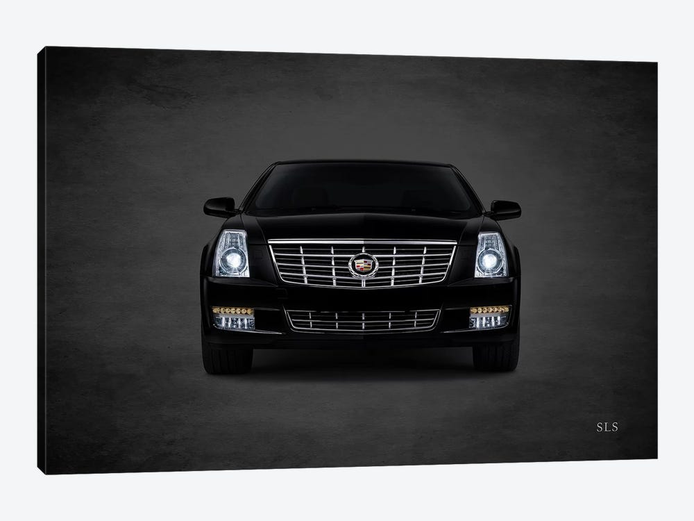 Cadillac SLS by Mark Rogan 1-piece Canvas Wall Art